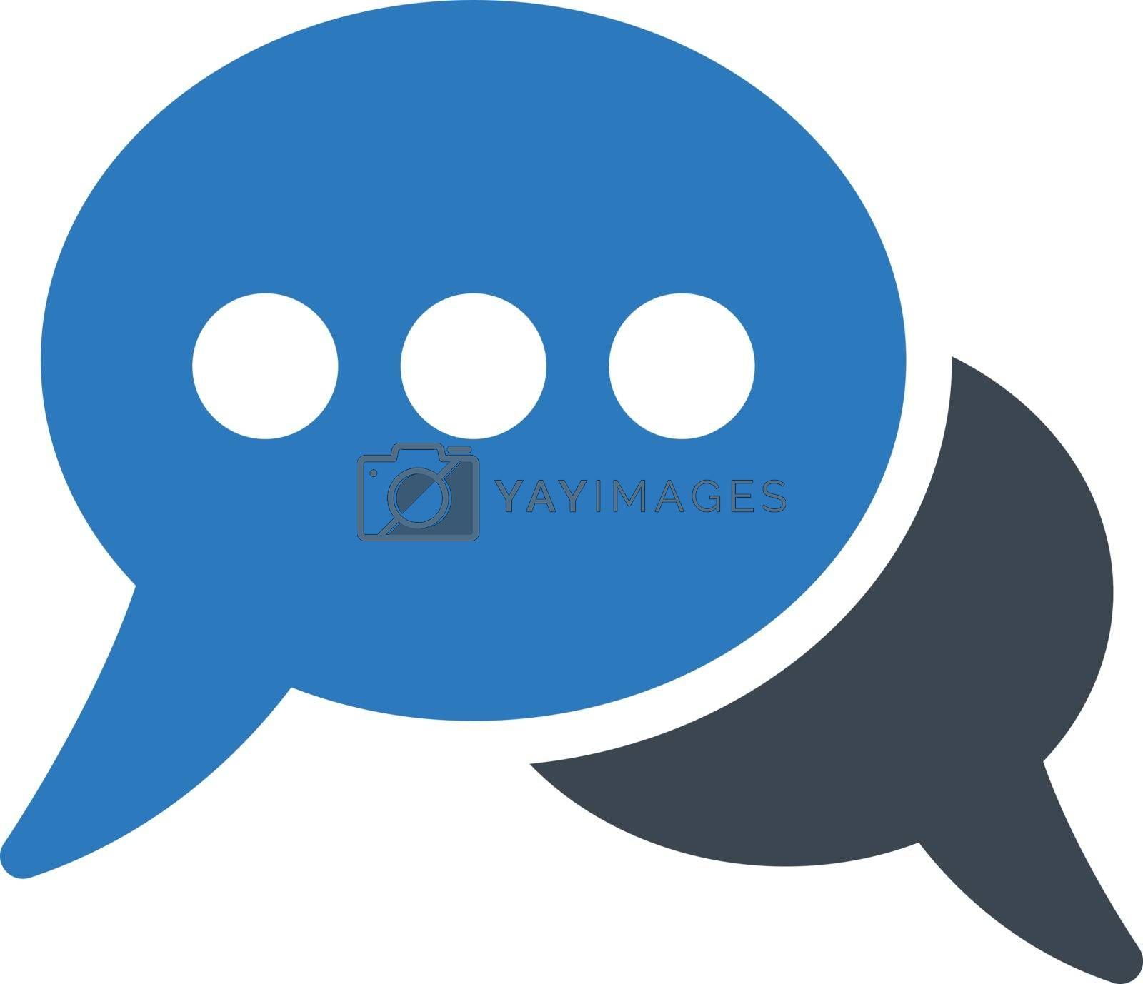 Royalty free image of communication  by vectorstall