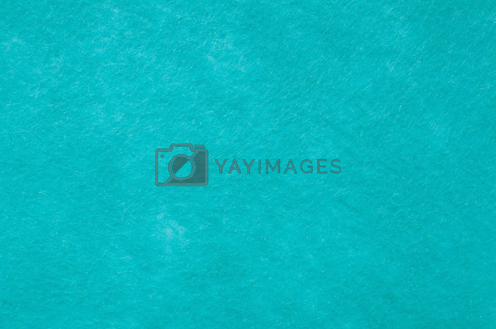 Texture background of Dark blue Green velvet or turquoise flannel Fabric as backdrop or wallpaper pattern for decoration