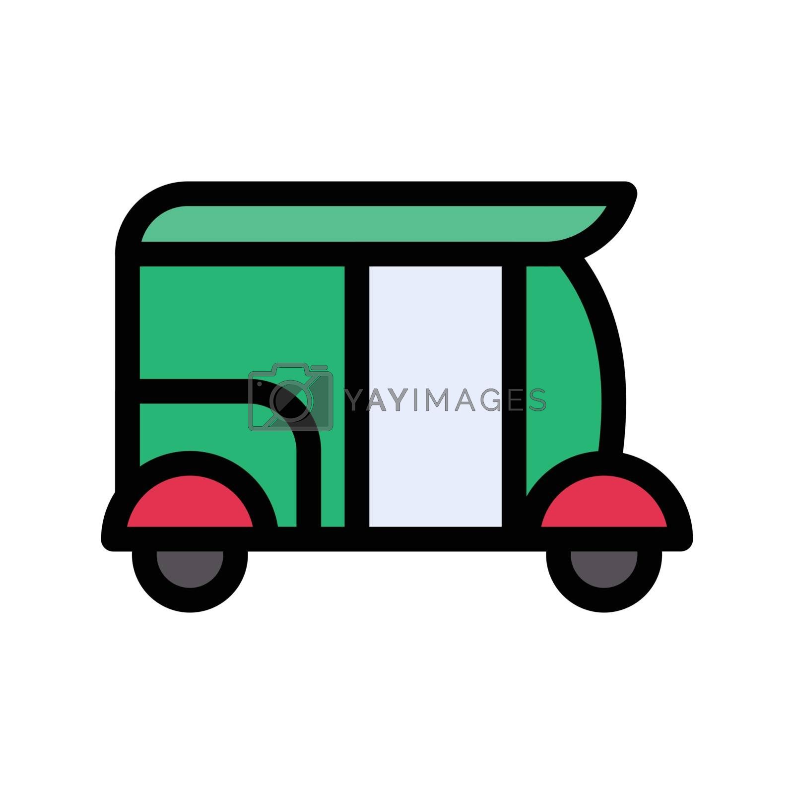 Royalty free image of travel  by vectorstall