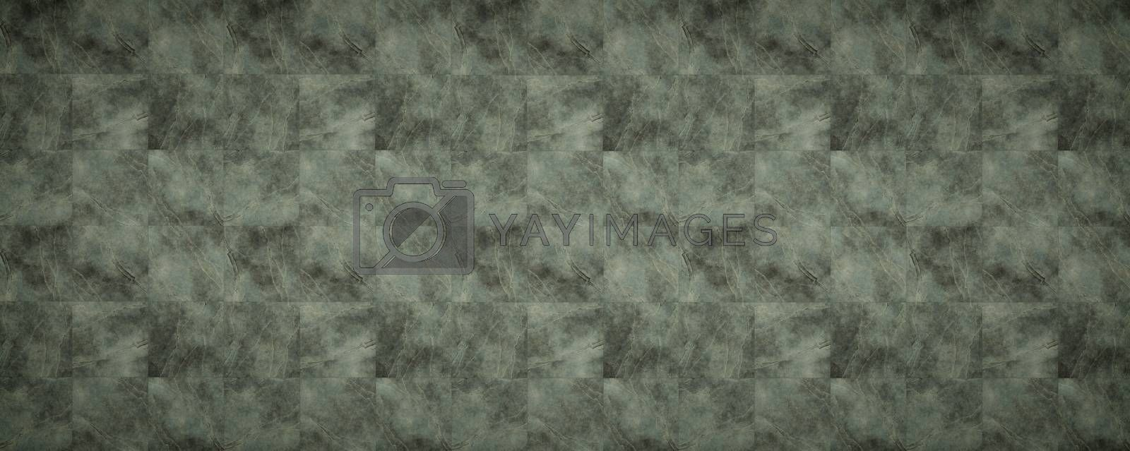 Background image showing a surface with the texture of marble on ceramic tiles in green tones