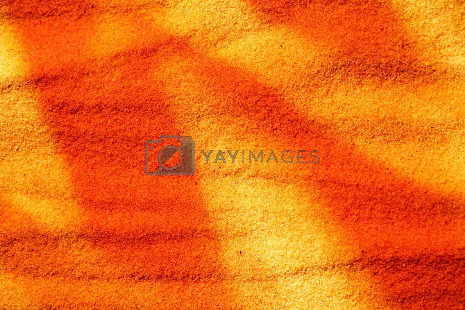 Royalty free image of Abstract Sand Background by kvkirillov