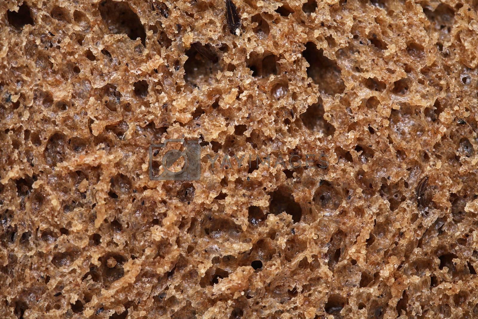 Royalty free image of Slice Of Rye Bread by kvkirillov