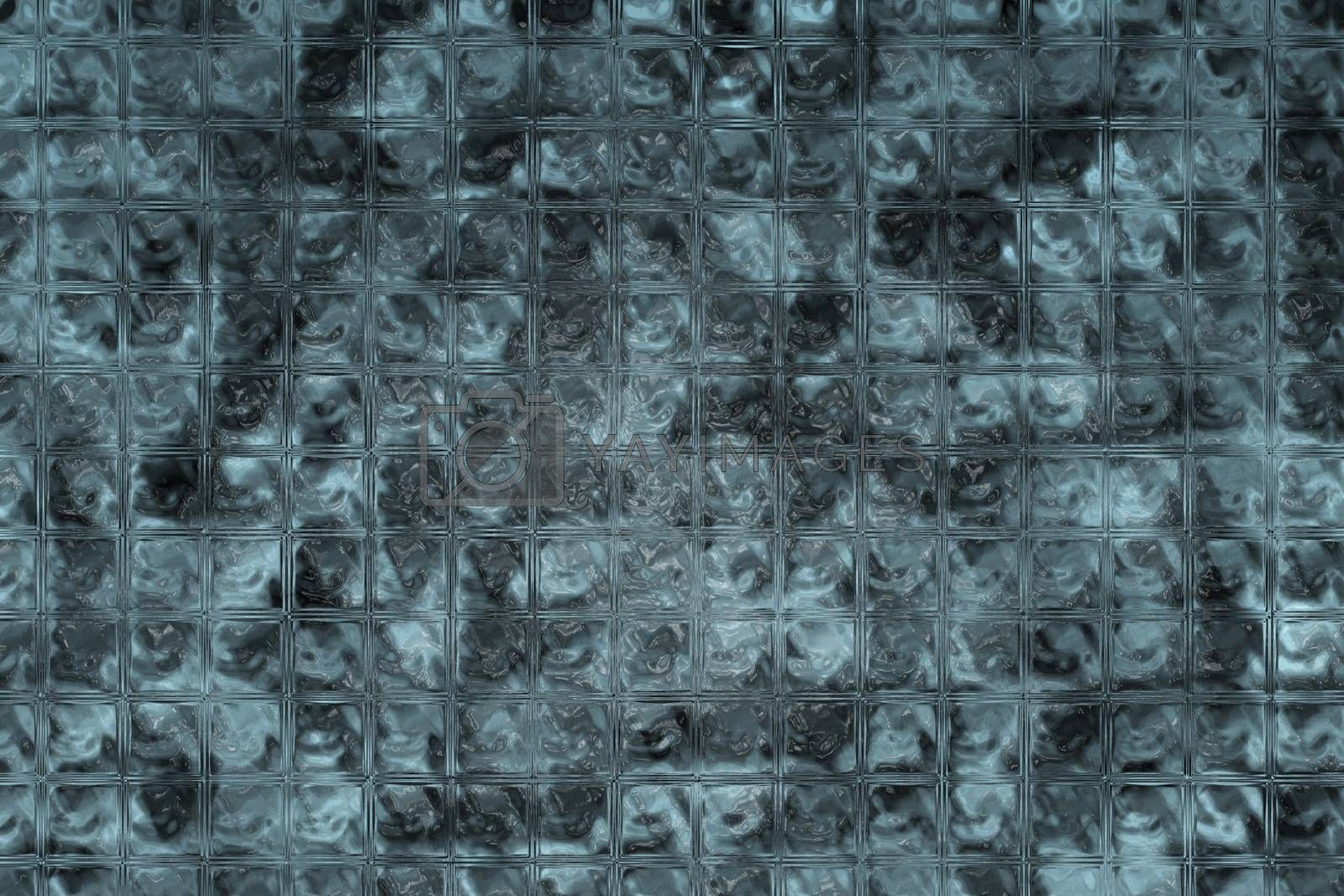 The background image with the image of the surface texture of the glass