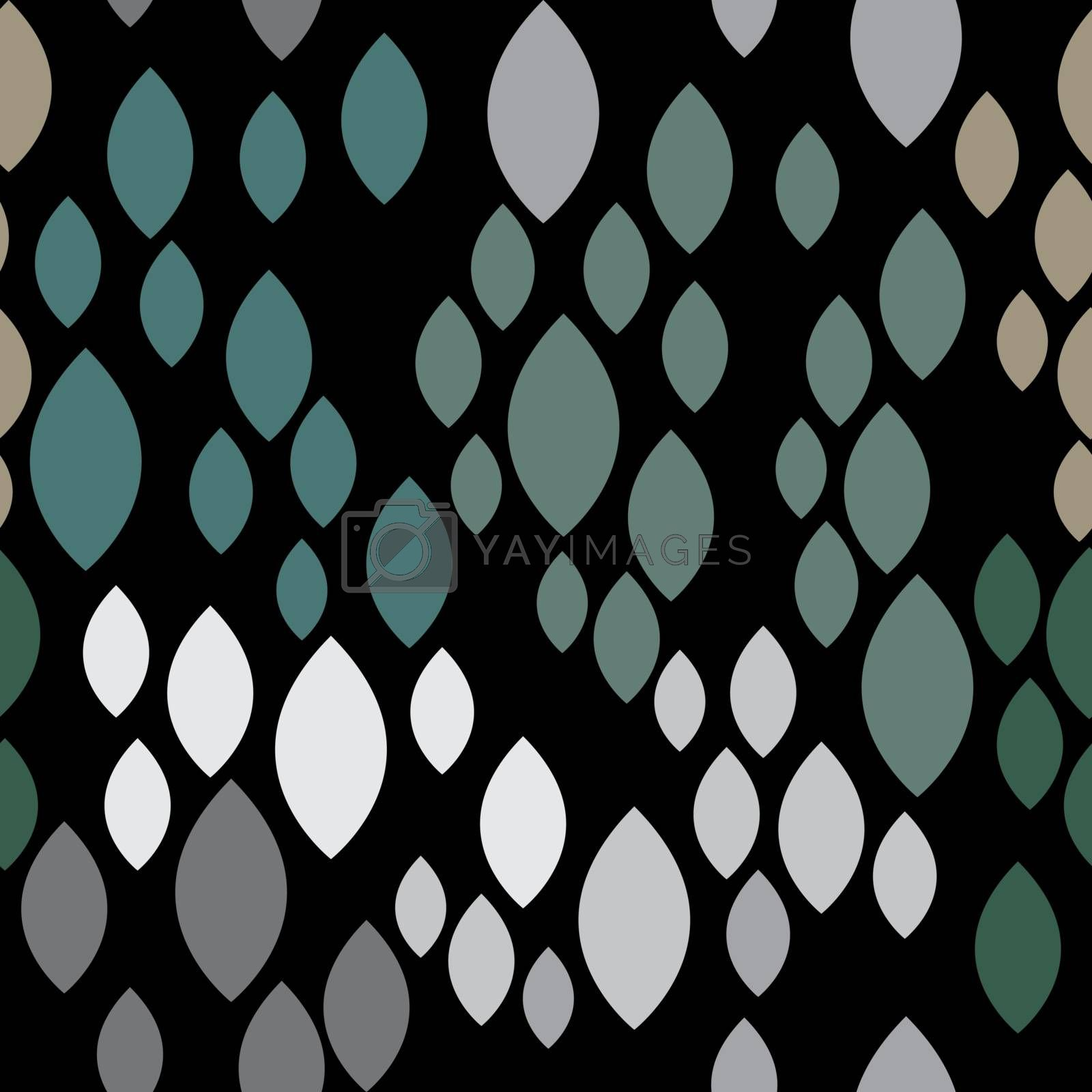 Simple Abstract Seamless Pattern Background. Vector Illustration EPS10