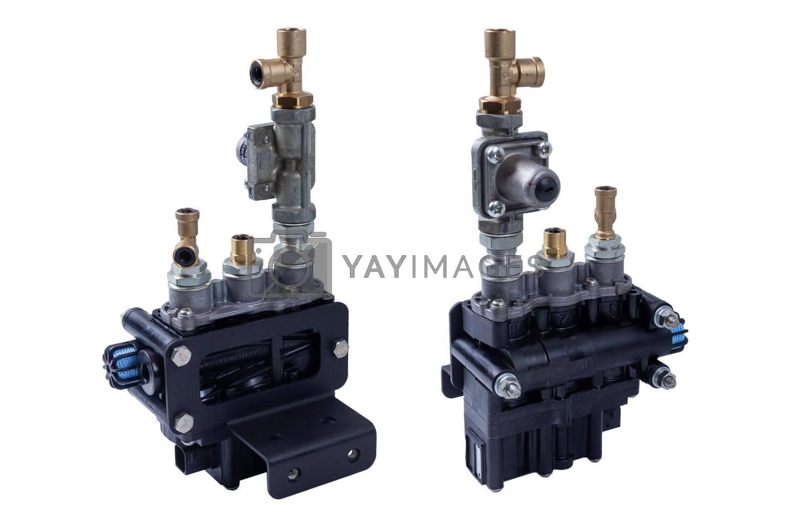 Engine Pneumatic system solenoid valve