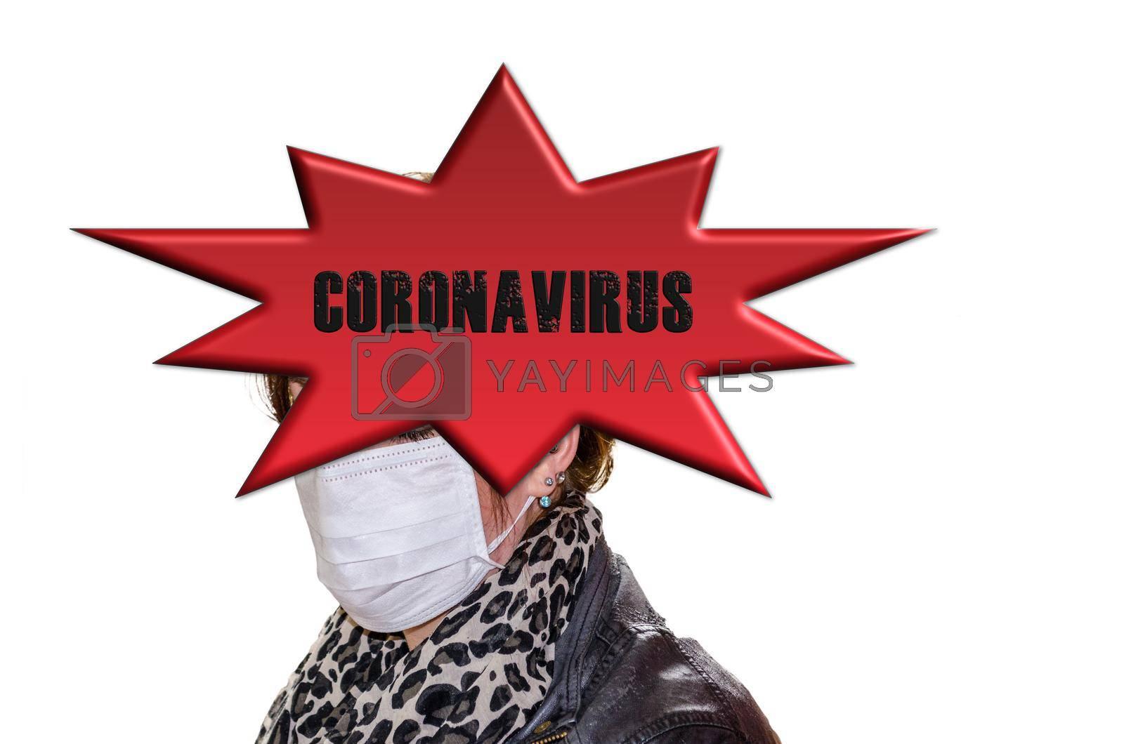 Royalty free image of Novel coronavirus disease 2019   by JFsPic