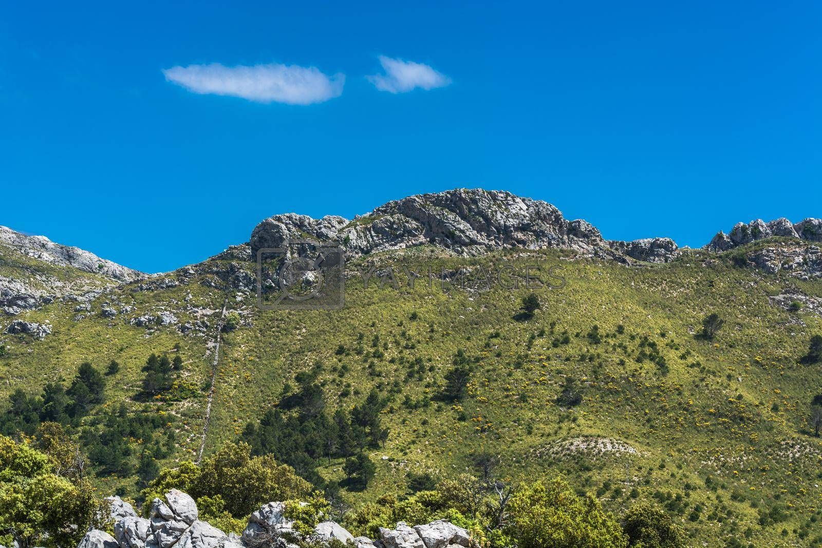 Royalty free image of Amazing coastal landscape in Mallorca by JFsPic