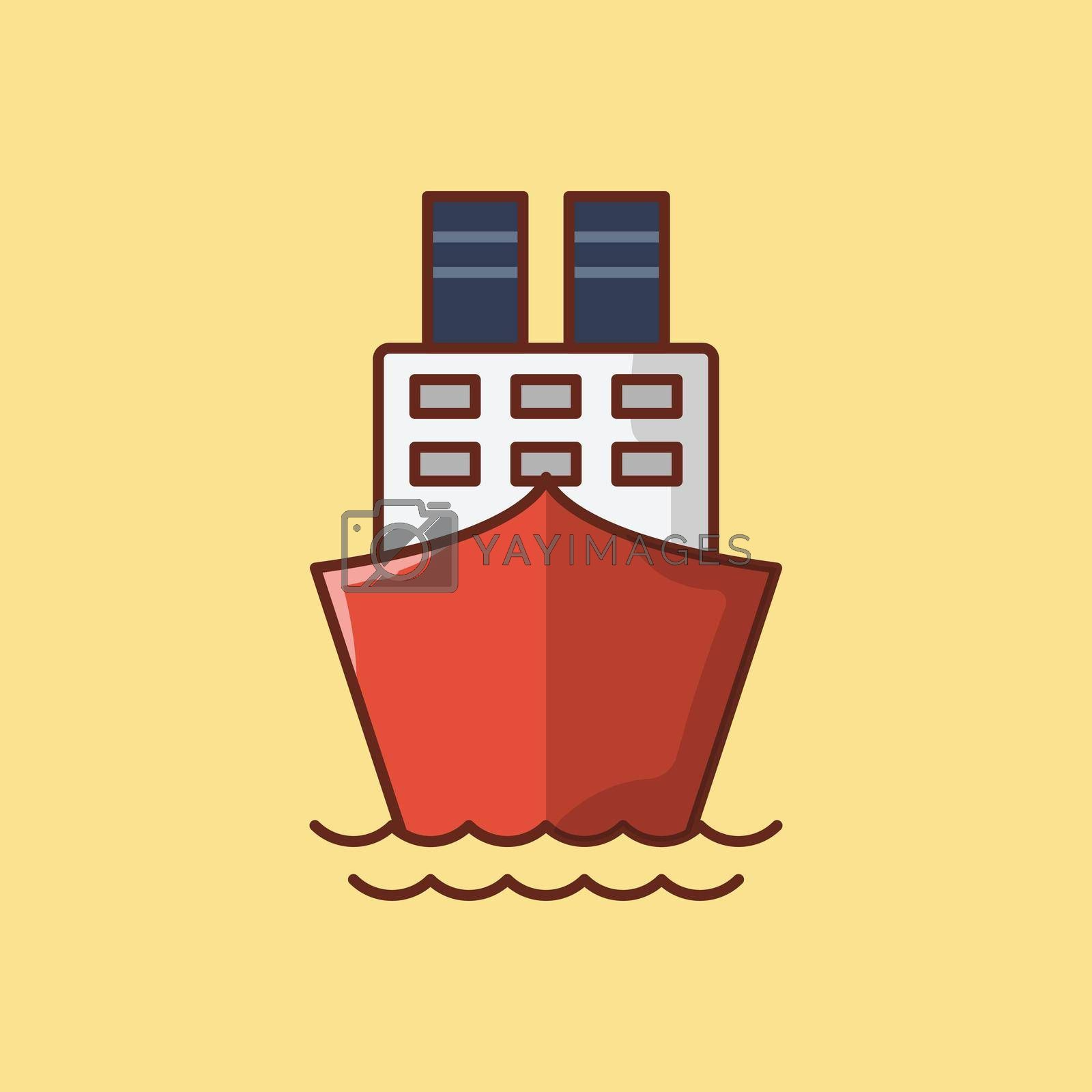 ship  by vectorstall