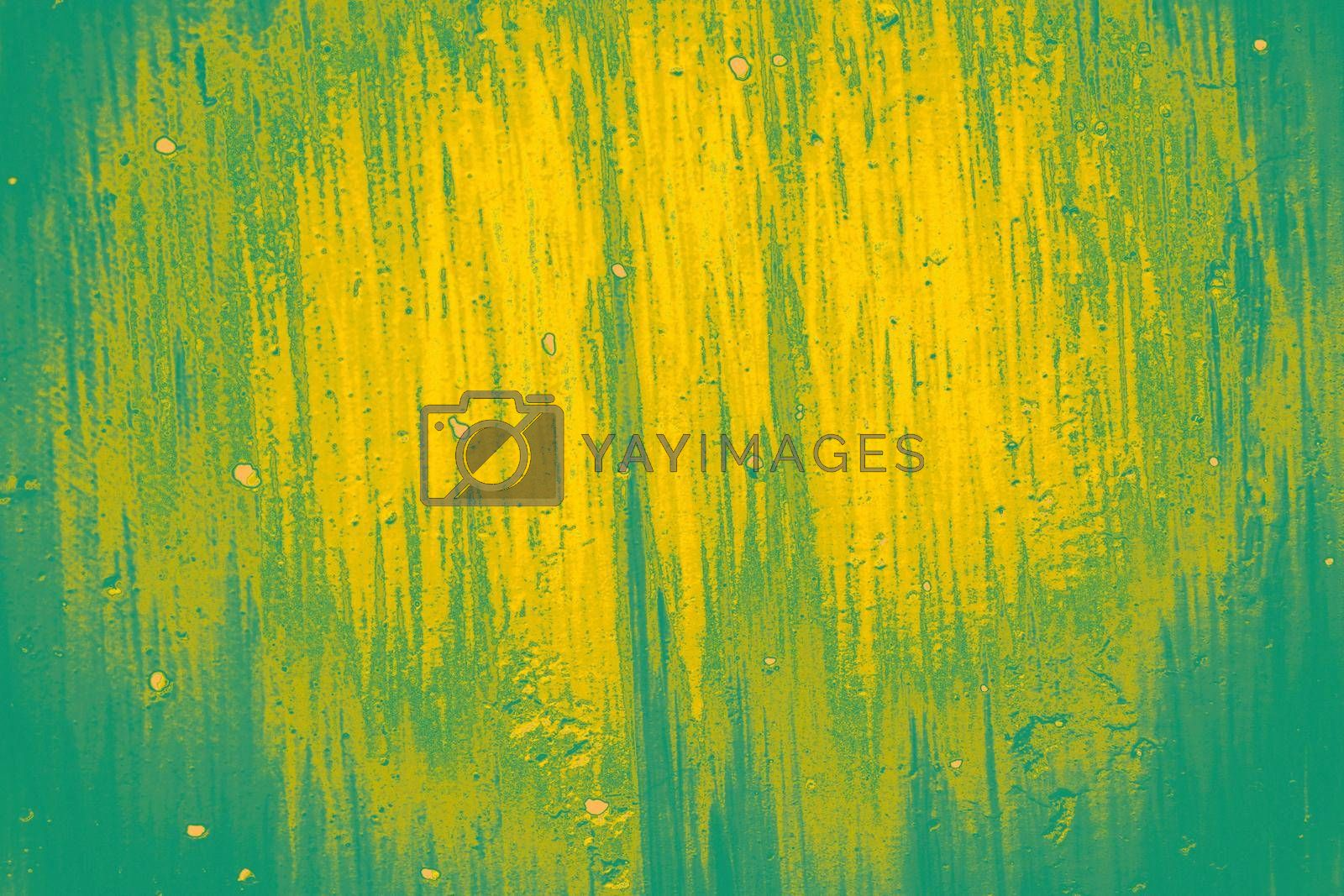 Colorful abstract painted wall patterns and texture as background