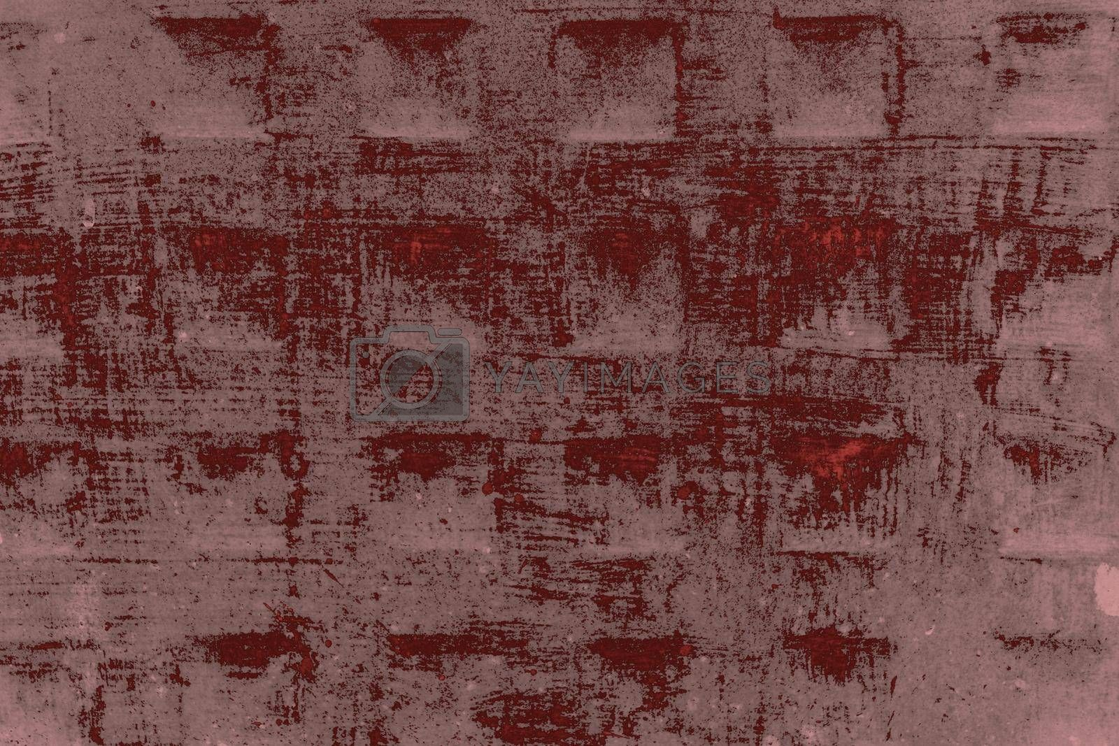 Metal surface as a background texture pattern
