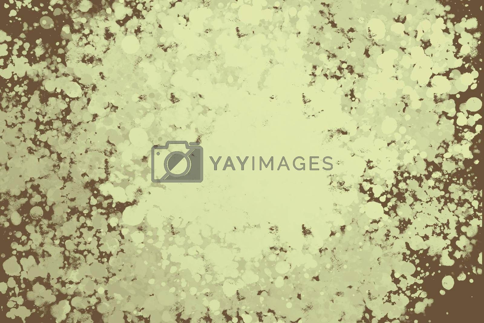 Abstract grunge background template with space for your text and image