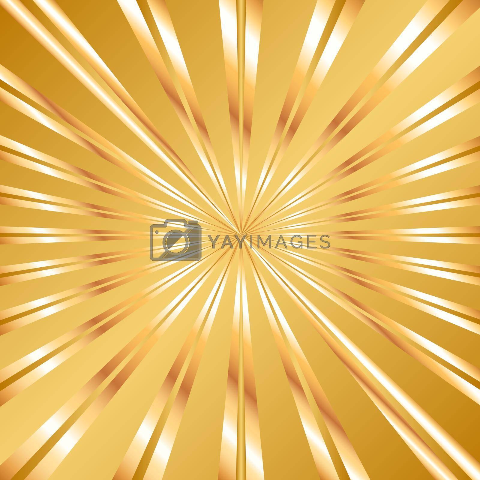 Royalty free image of Golden Backdrop by Bigalbaloo