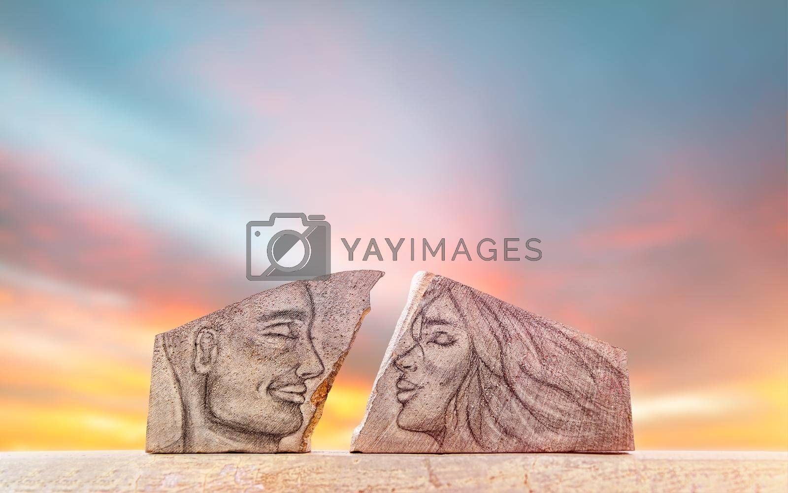 Royalty free image of Feelings of Love by Anna_Omelchenko