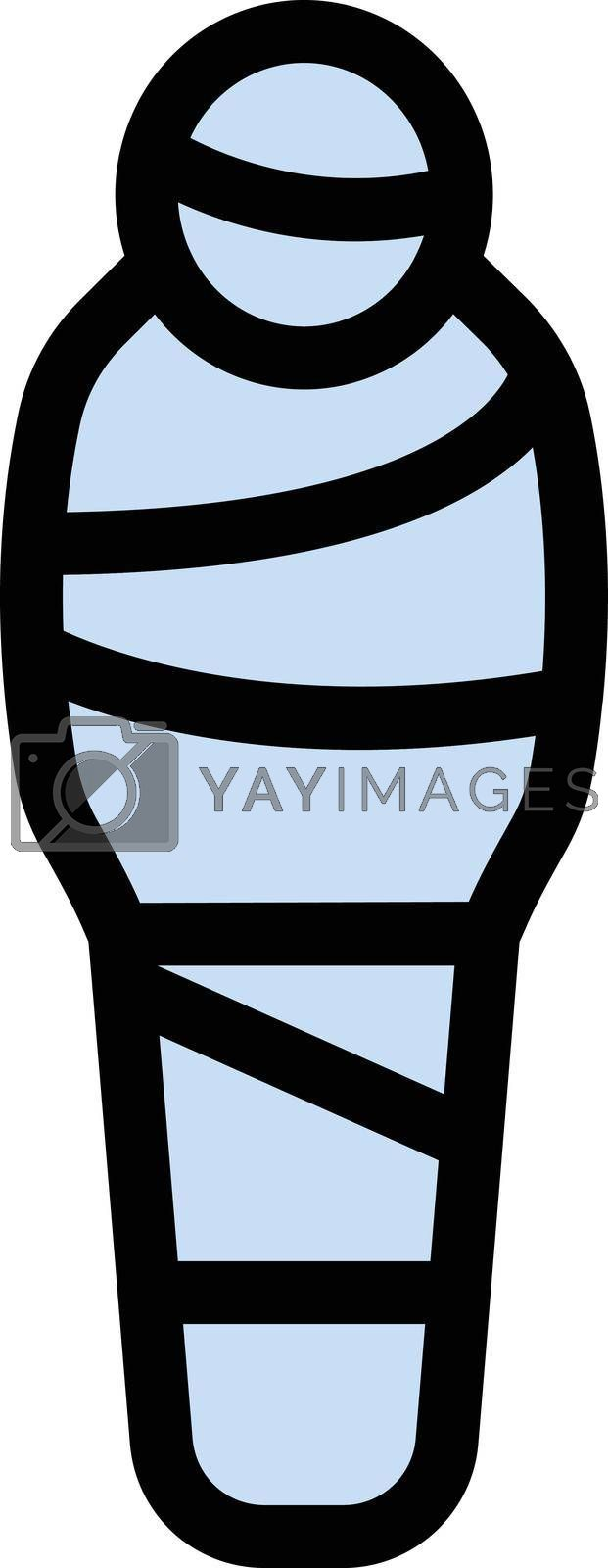 Royalty free image of mummy by vectorstall