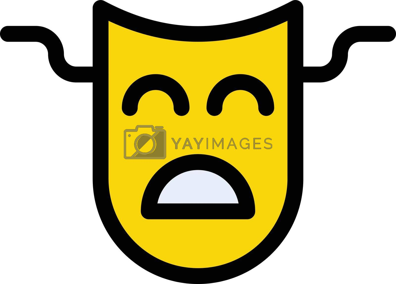 Royalty free image of mask by vectorstall