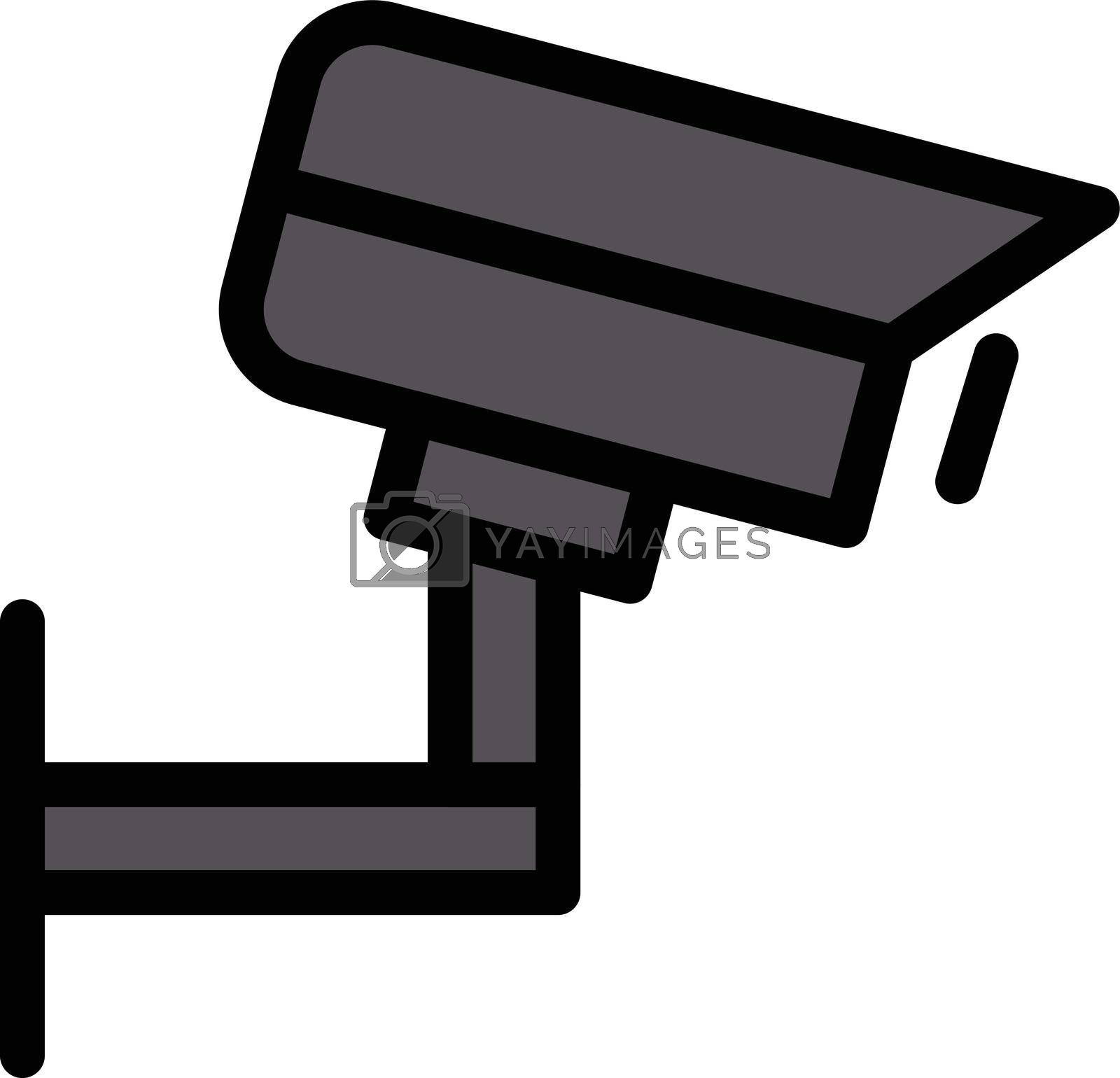Royalty free image of CCTV by vectorstall