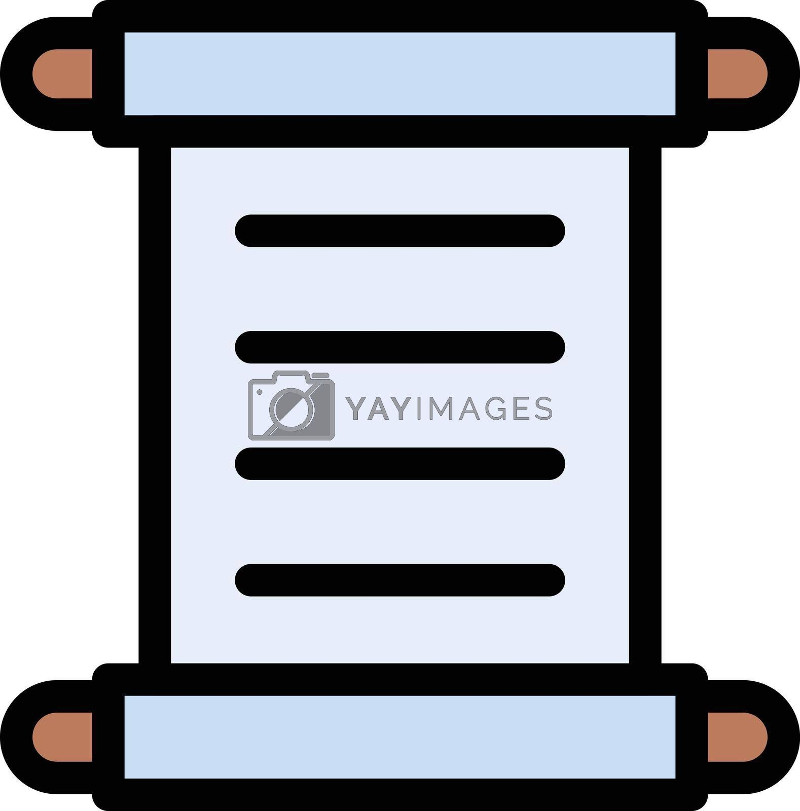 Royalty free image of museum letter by vectorstall