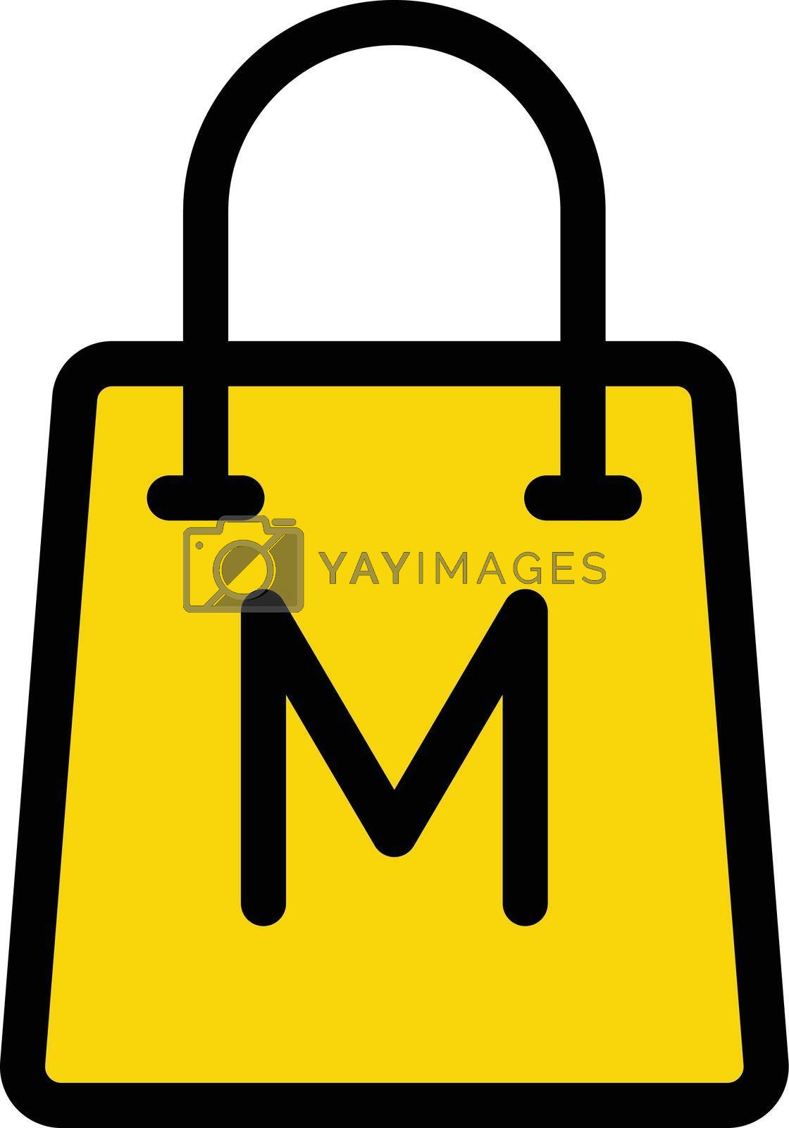 Royalty free image of museum bag by vectorstall