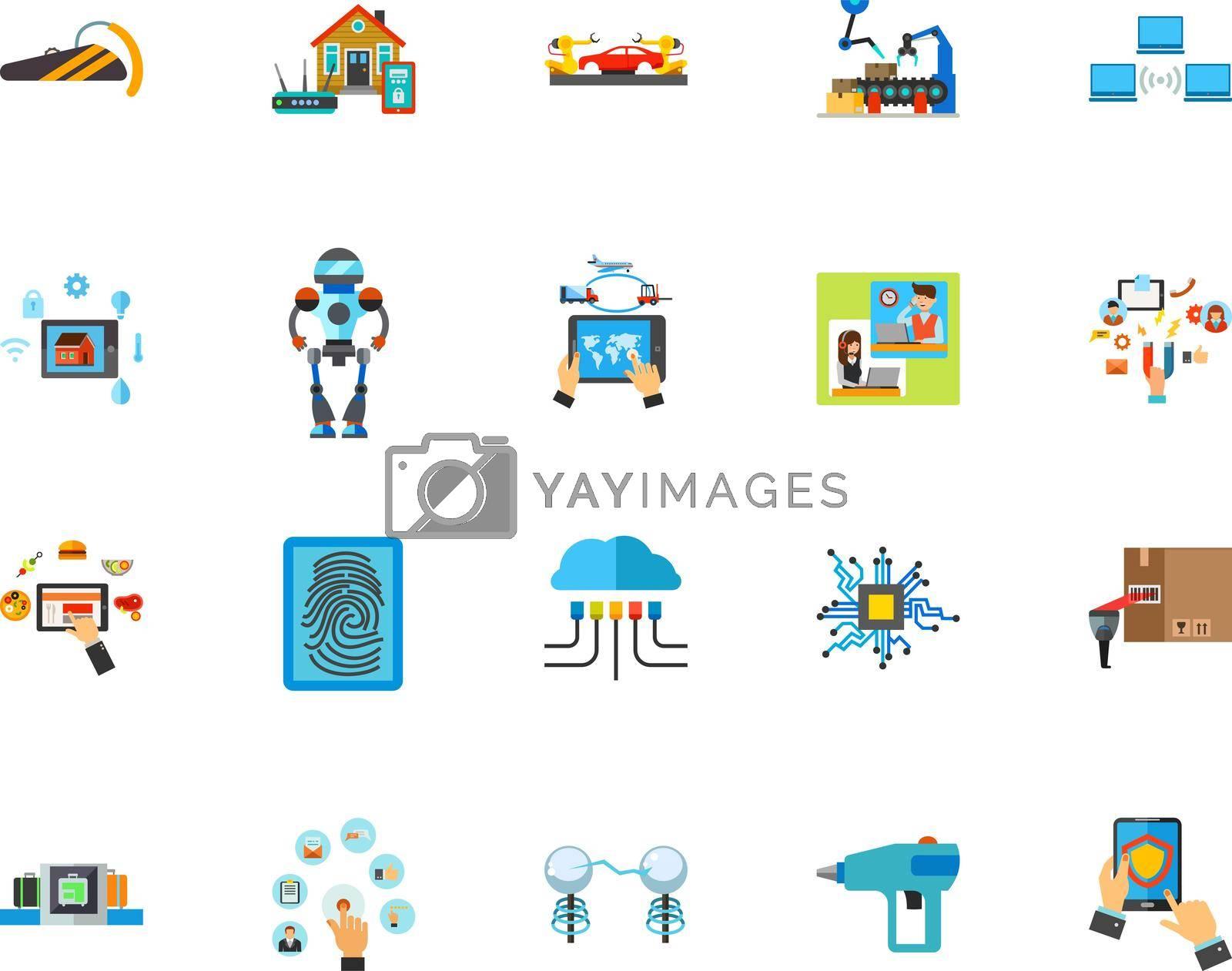 Royalty free image of Innovative technology by mstjahanara