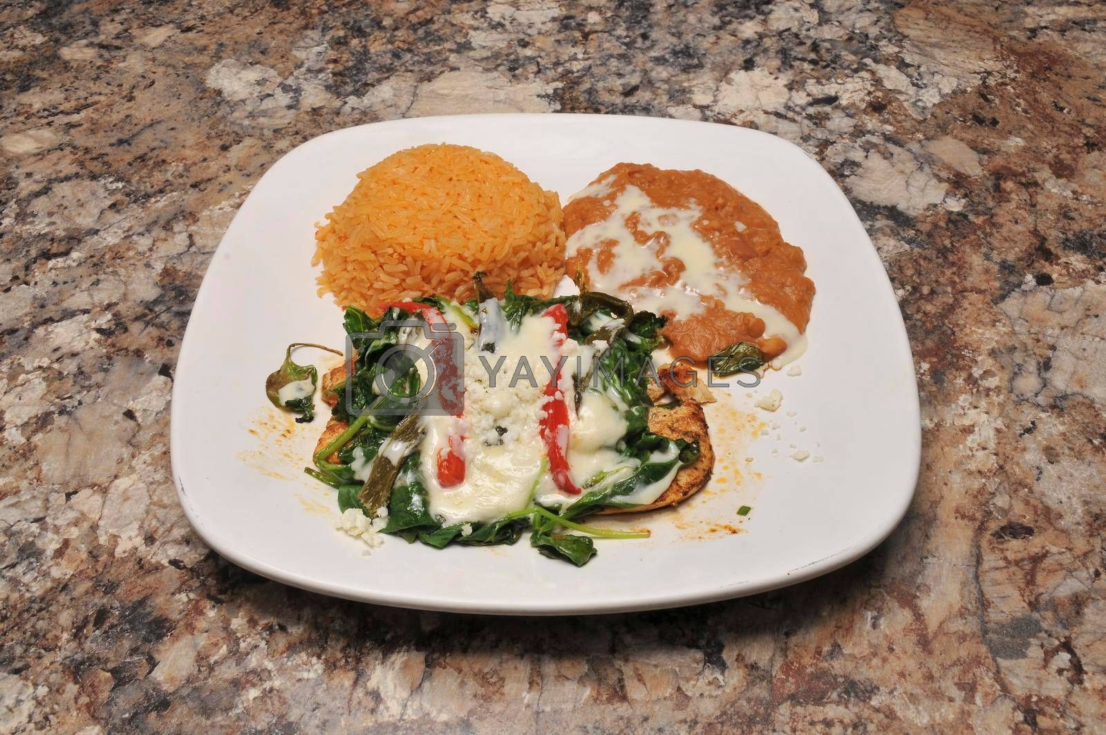 Delicious poultry dish known as milanese popeye chicken