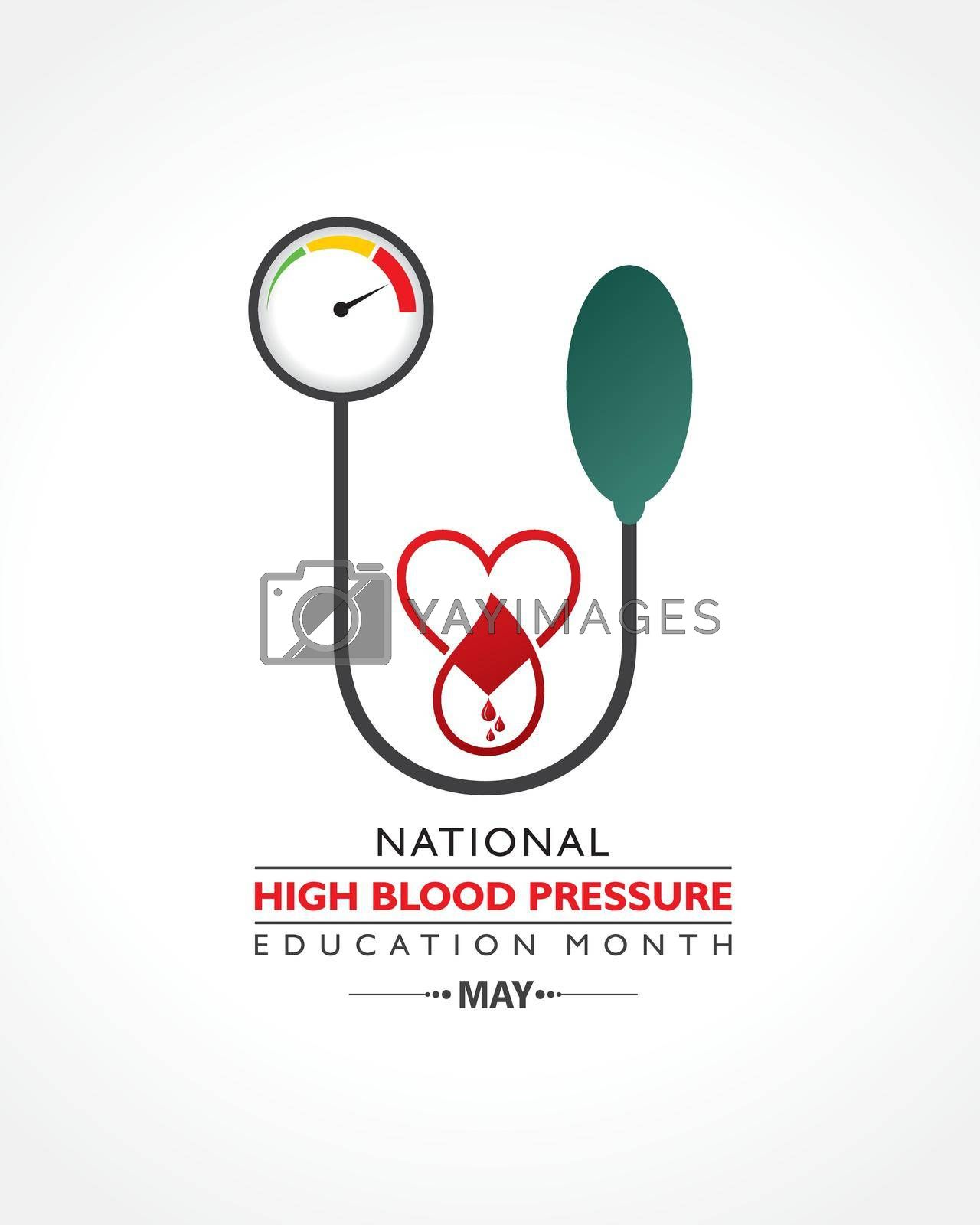 Royalty free image of Hepatitis Awareness Month observed in May. The liver is a vital organ that processes nutrients, filters the blood, and fights infections. by graphicsdunia4you
