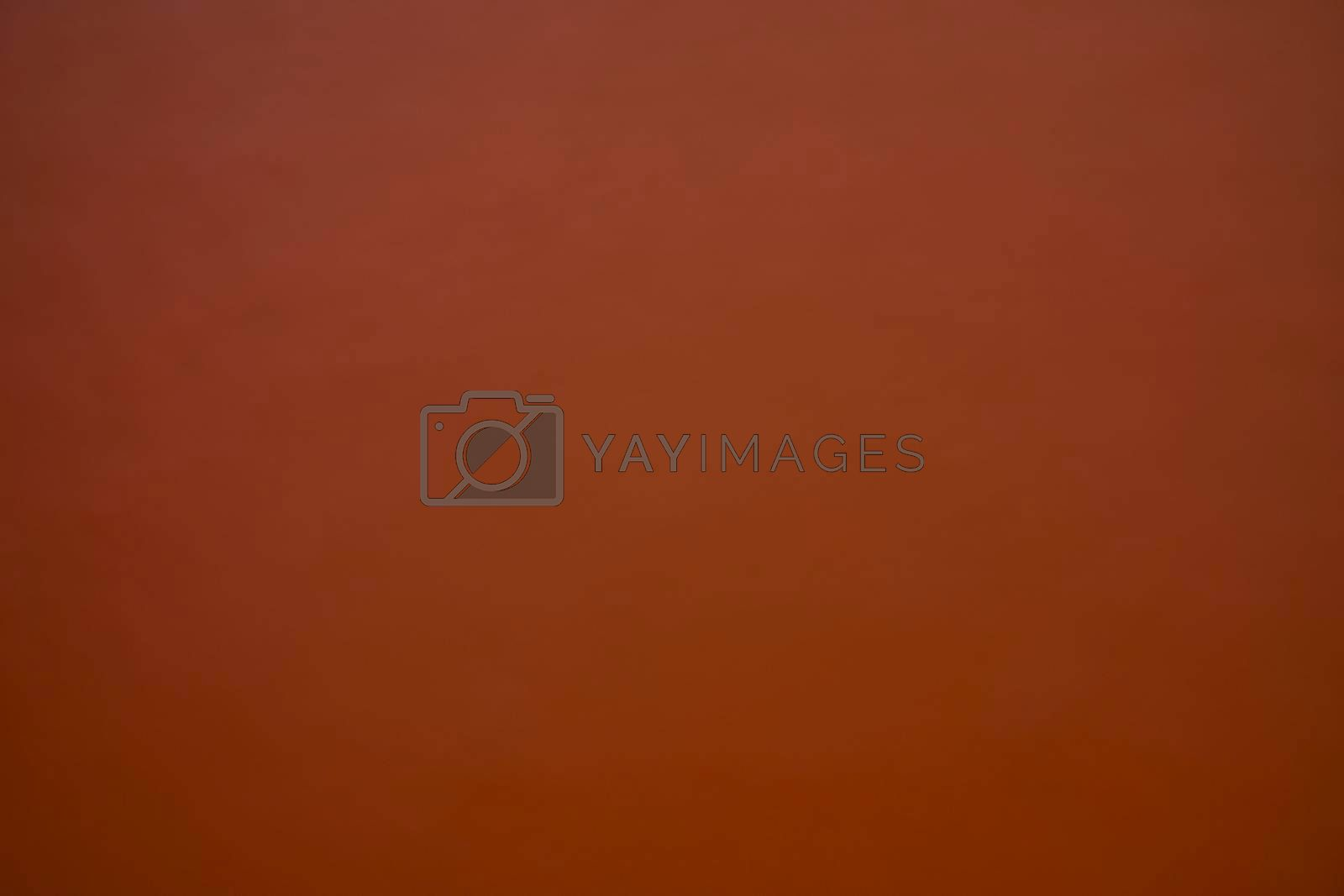 the color orange, associated with amusement, warmth, autumn and danger