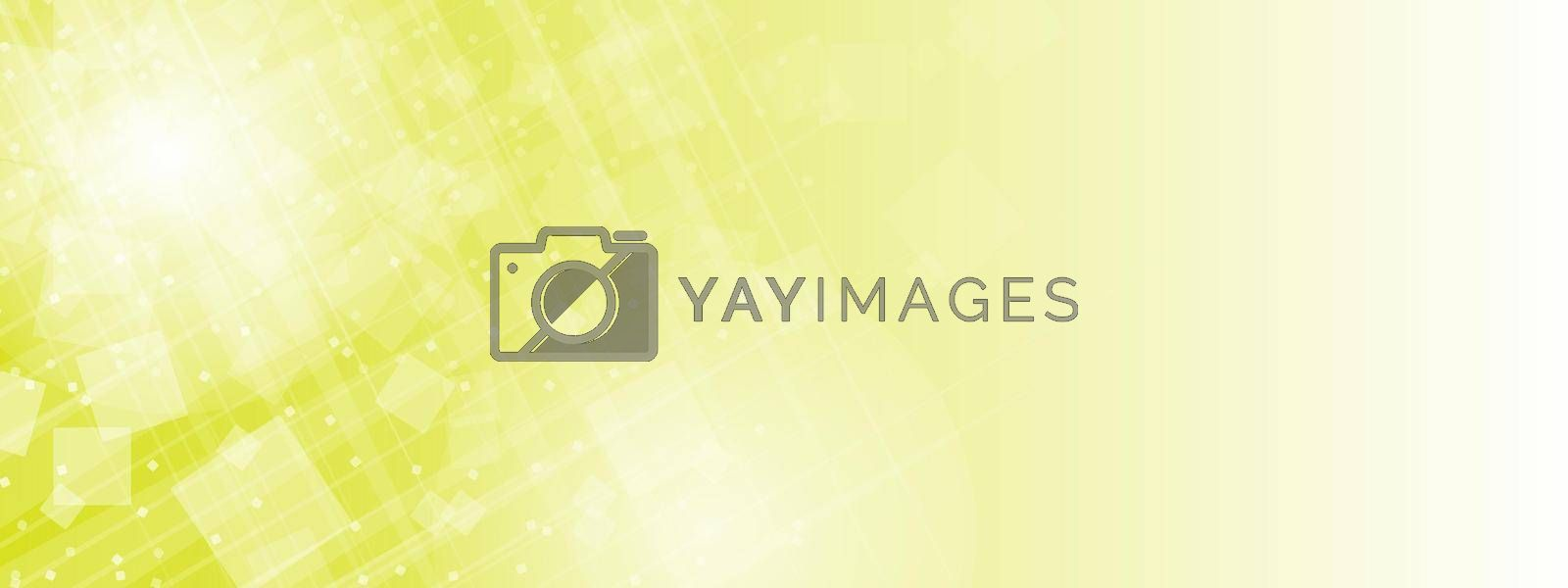 Abstract background in yellow-green shades for banners, posters, postcards and creative design for texture, textiles, packaging and simple backgrounds. Gradient style