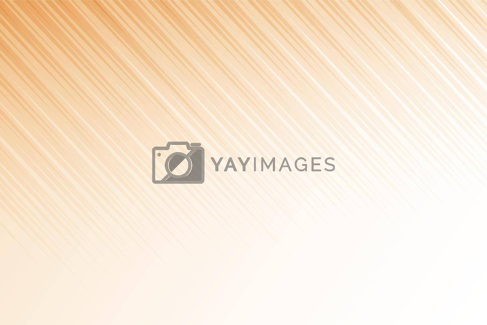 Abstract orange background with gradient. Orange gradient background, a template for banners, postcards, posters, and creative design. Gradient design.