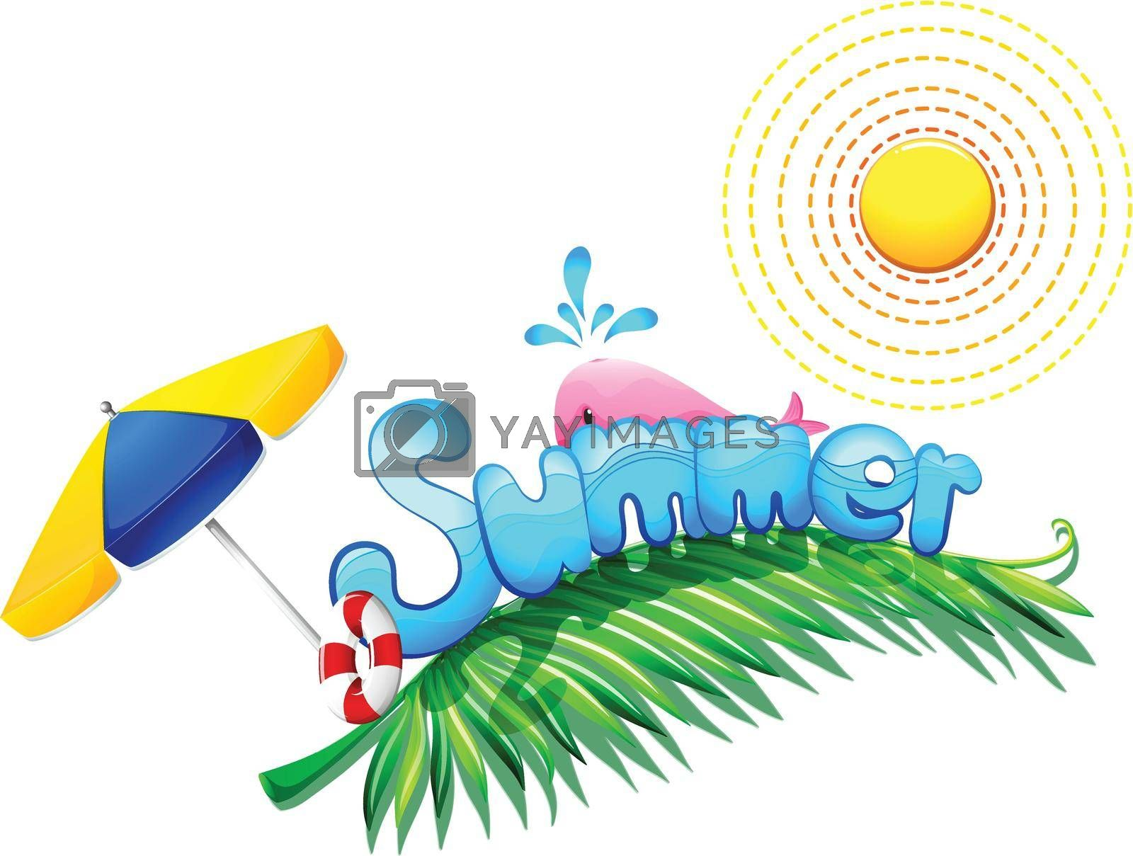 Royalty free image of Summer weather by iimages