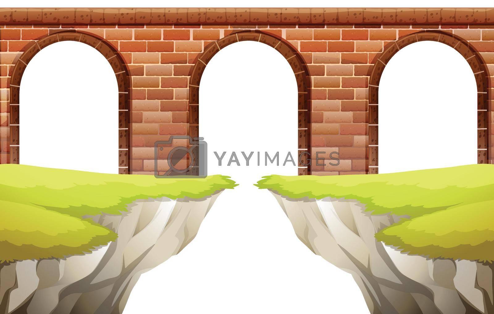 Royalty free image of Bridge by iimages