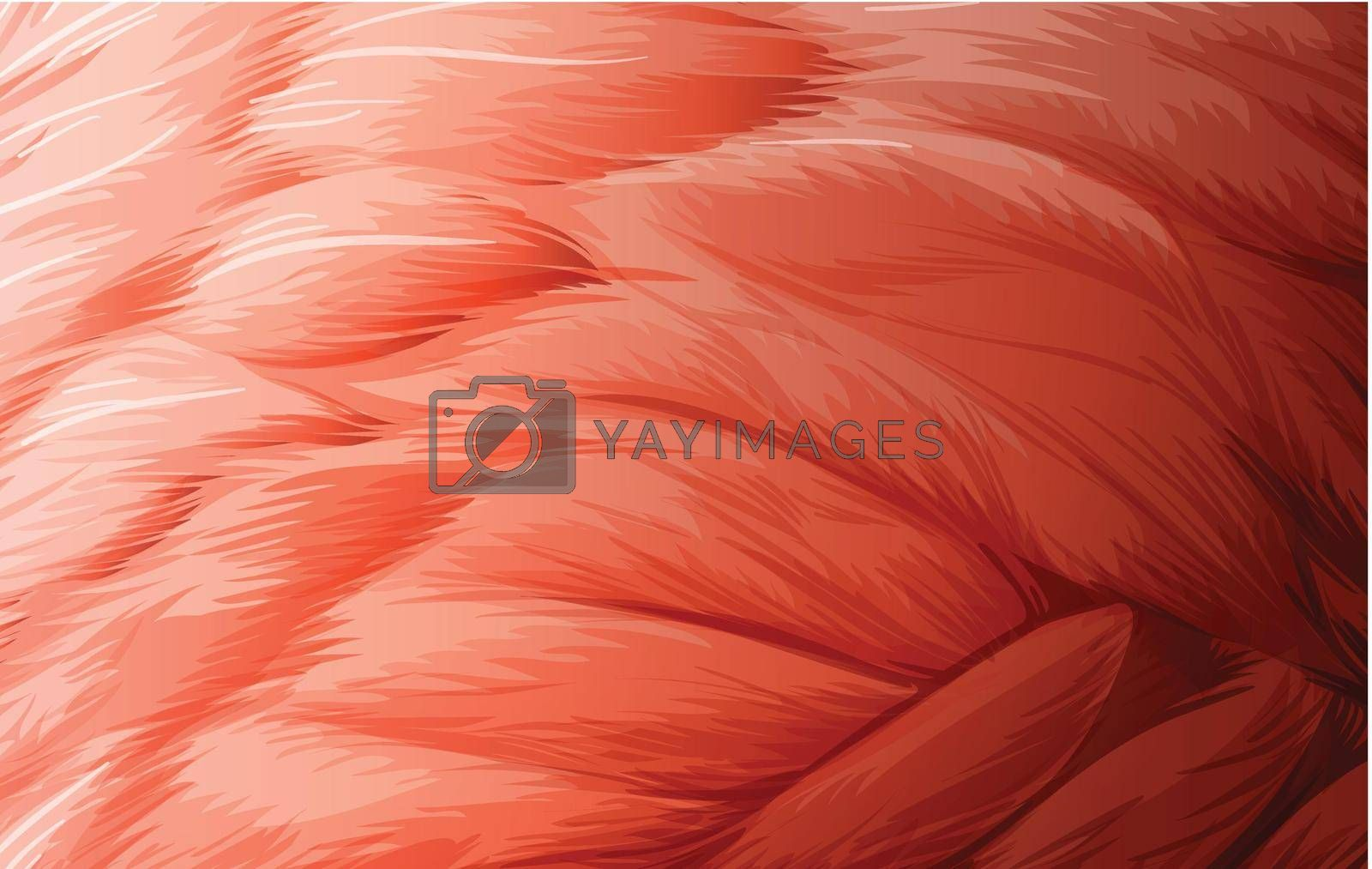 Royalty free image of Feather texture by iimages