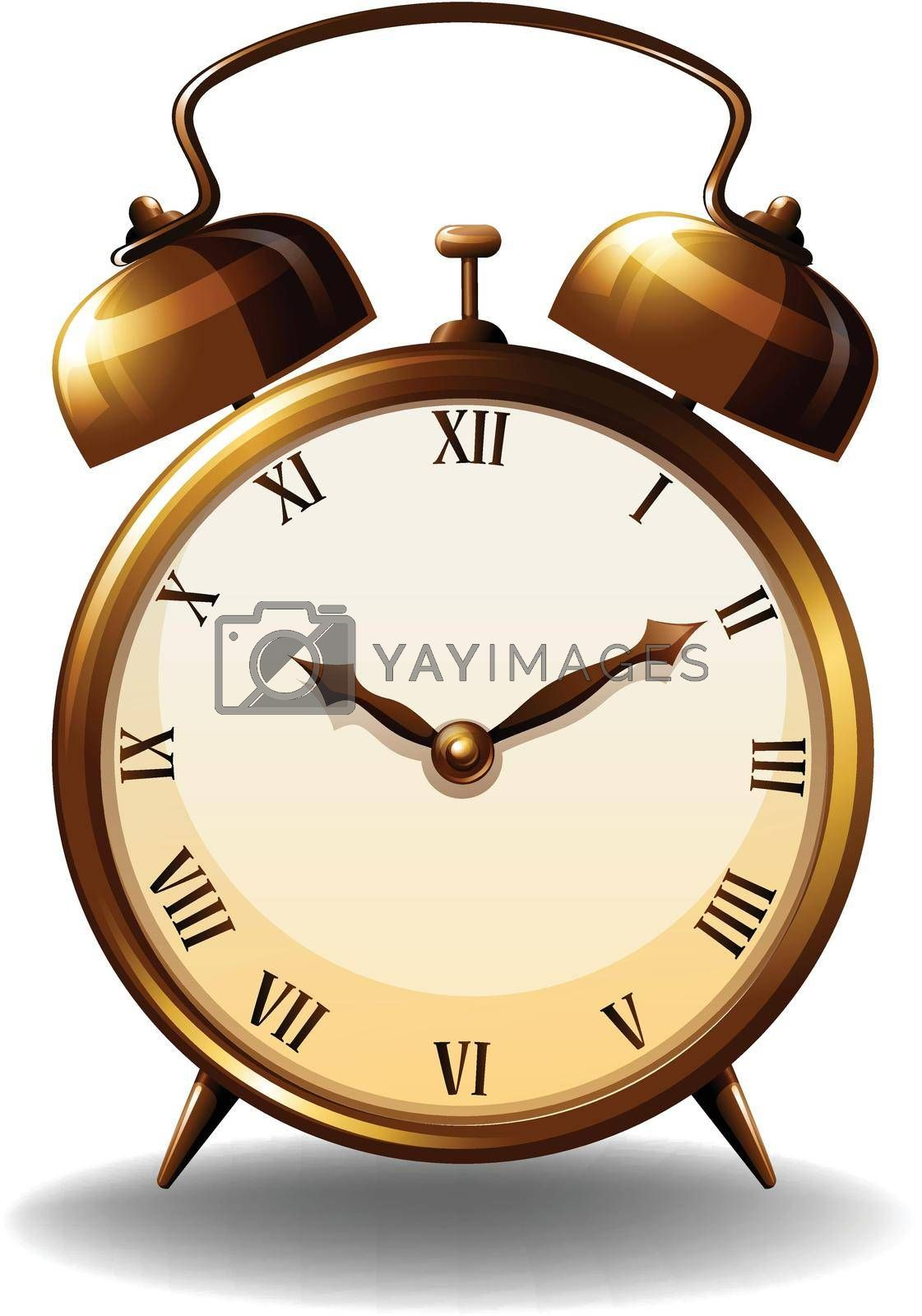 Royalty free image of Clock by iimages