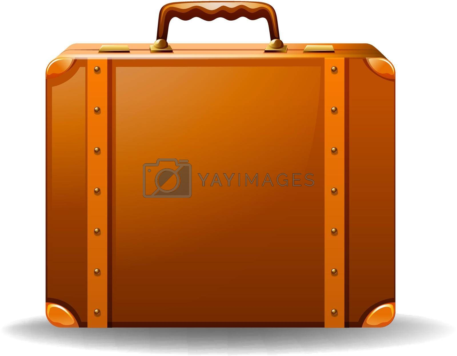 Royalty free image of Luggage by iimages