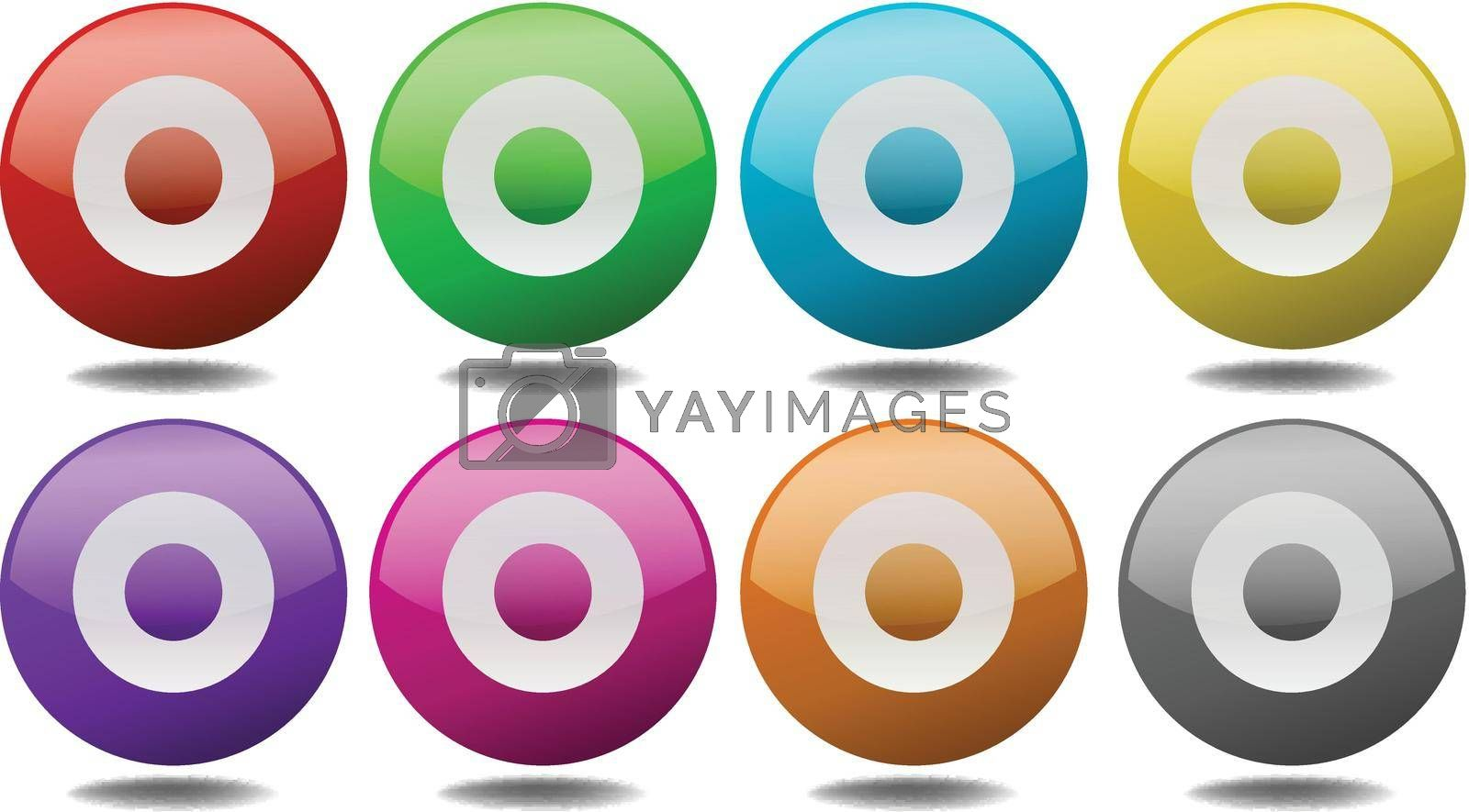 Royalty free image of Targets by iimages