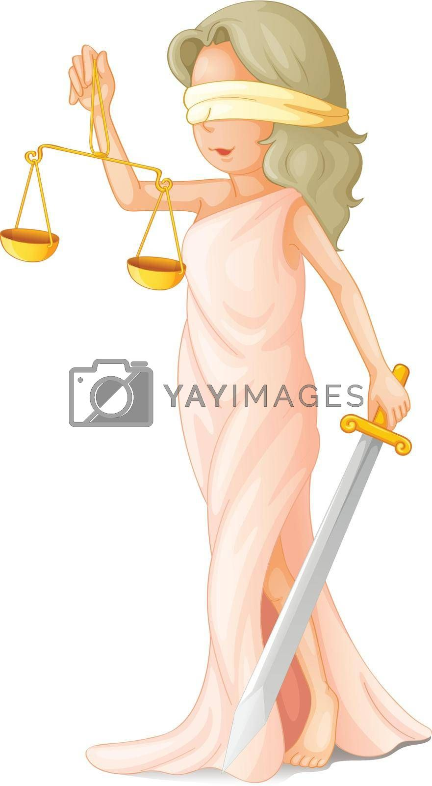 Royalty free image of law concept by iimages