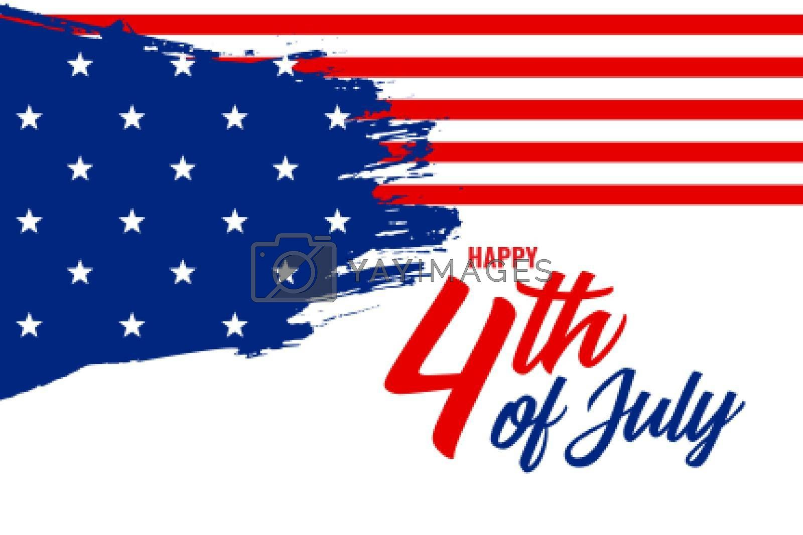 american independence day 4th of july background