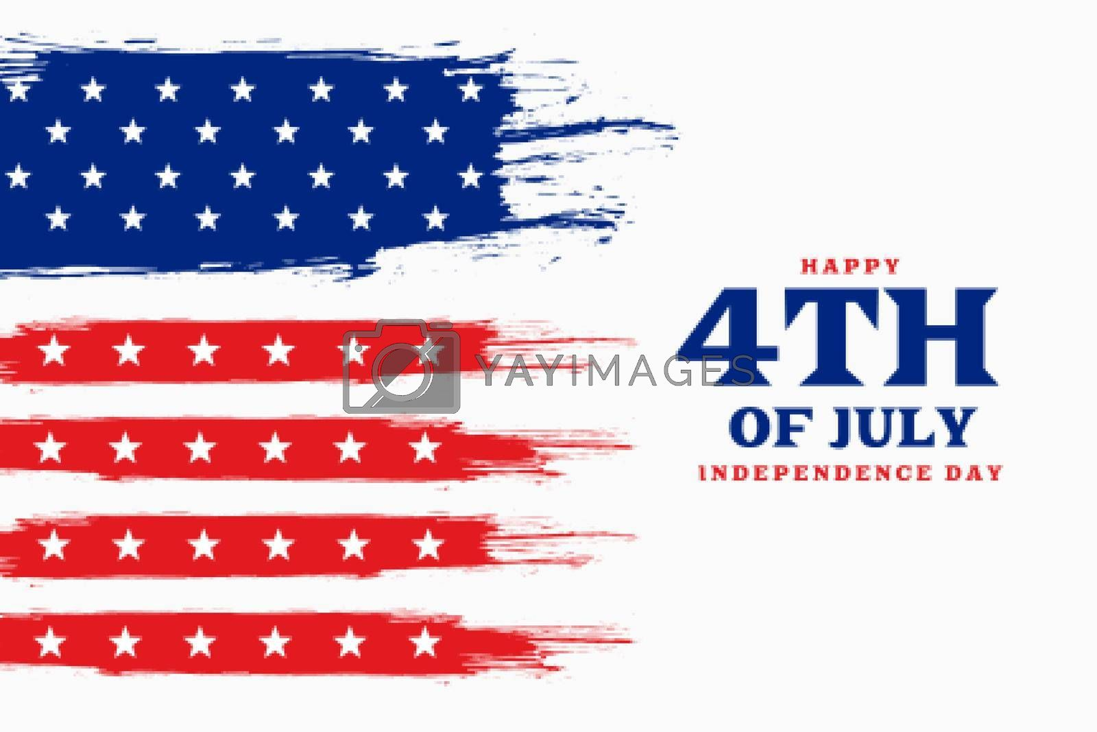 independence day 4th of july american background
