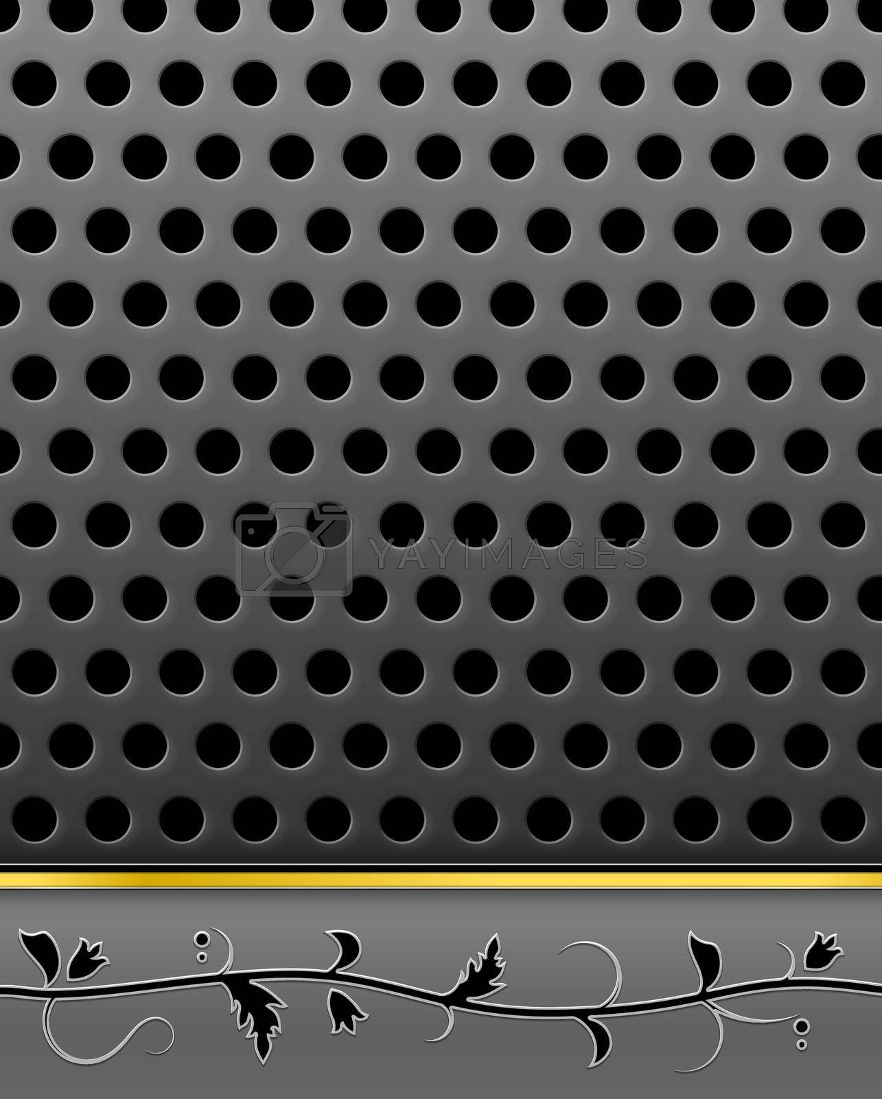 Royalty free image of Speaker Texture by mstjahanara