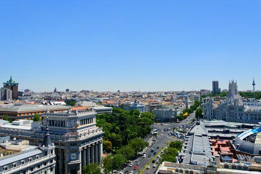 panorama madrid