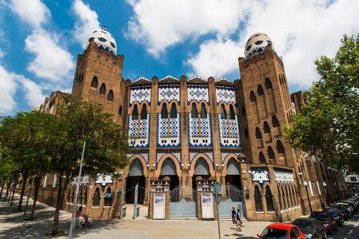Plaza de Toros Monumental de Barcelona