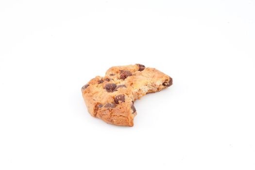 Cookie with a part missing
