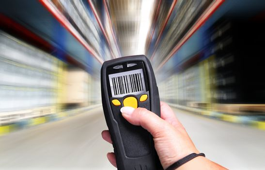Handheld Computer for barcode scanning identification Handheld Computer for barcode scanning identification