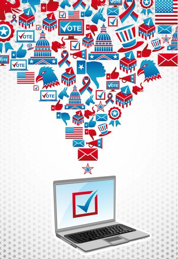 USA elections electronic voting