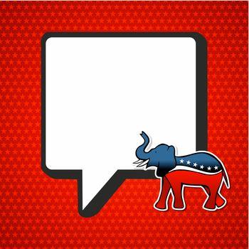 USA elections: Republican politic message