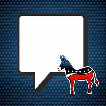 USA elections: Democratic politic message