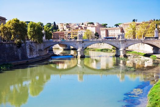 Bridge Ponte Vittorio Emanuele II