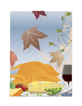 thanksgiving poster clip art