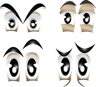 vector eyes collections