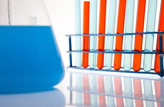 Chemistry equipment, laboratory glassware
