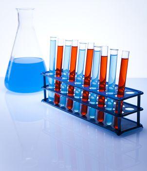 Sterile conditions, Laboratory glass